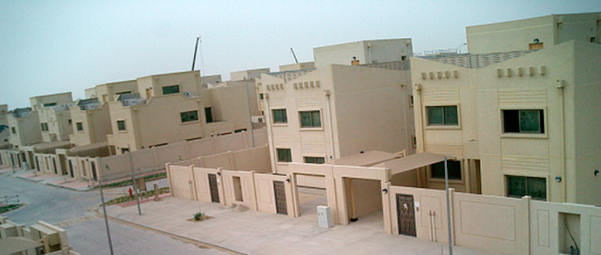 Royal commission residential villas Jubail