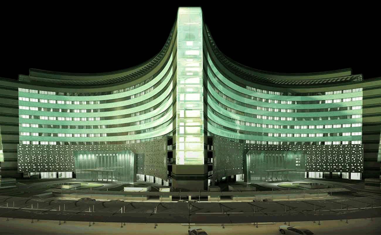 مستشفى جابر الصباح – الكويت